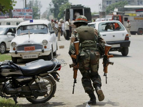 In Pics: Punjab rattled by fidayeen attack