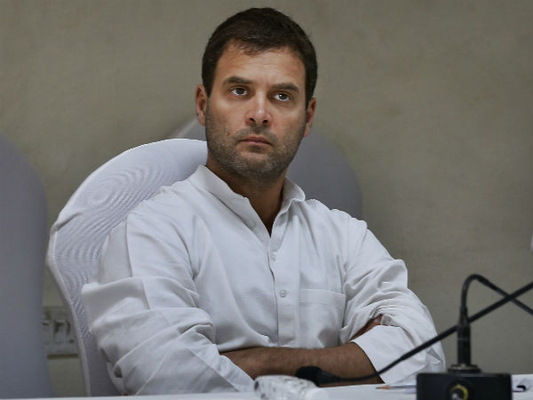 Does Rahul's 'mediocrity on top' comment apply to Cong: BJP.