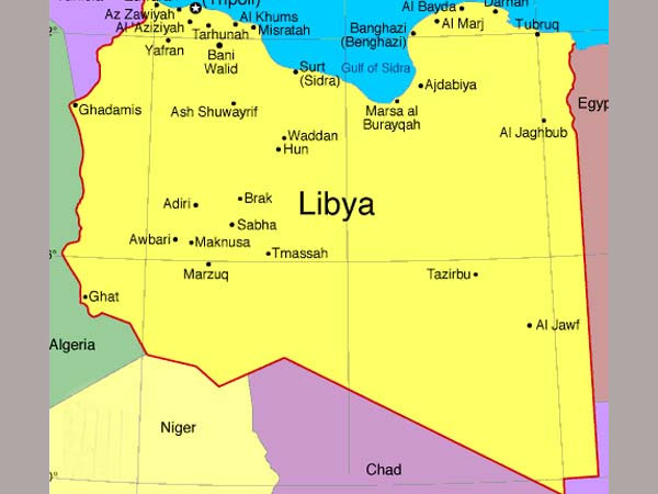 A nightmare  in Libya that ended