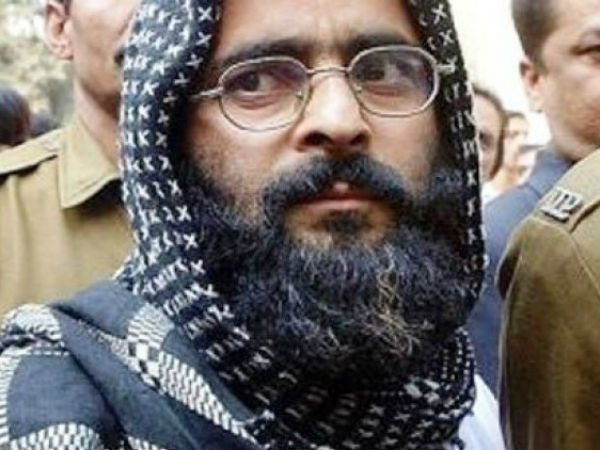 Ghost of Afzal Guru returns: Citing Yakub's case, NC demands mortal remains...