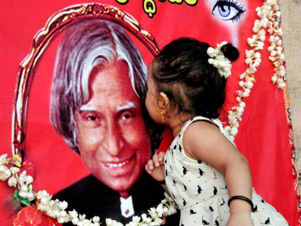 'Rename road after Kalam'