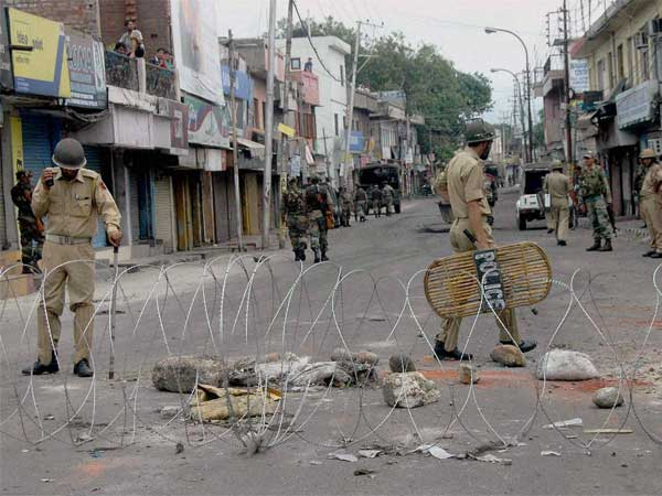 communal clashes