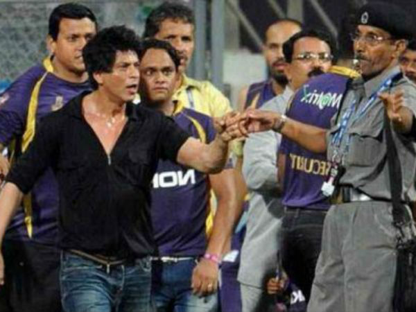 MCA lifts ban on SRK's Wankhede entry