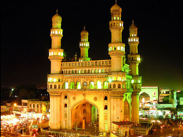 Charminar (Night view)