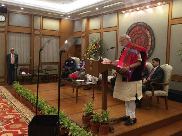 NSCN-IM signs 'landmark' Naga peace accord with Govt of India; PM Modi lauds move
