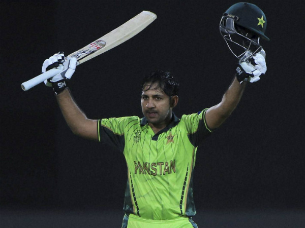 File photo of Sarfraz Ahmed
