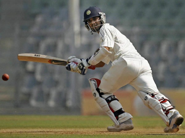 File photo: Ajinkya Rahane scored 109 not out