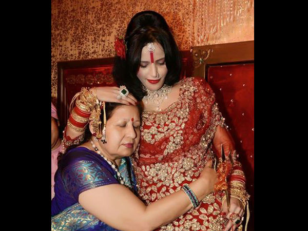 Radhe Maa's real name is Sukhvinder Kaur
