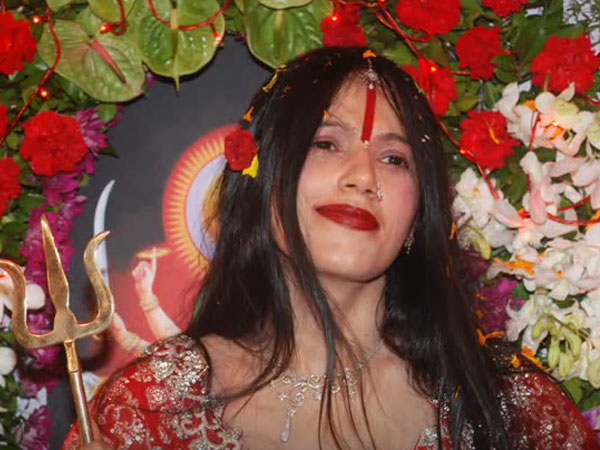 Radhe Maa boked in for dowry case