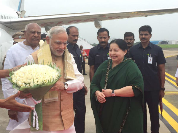 PM Modi to break protocol? Modi likely to meet Jayalalithaa at her residence.