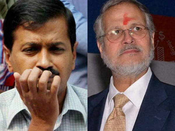 'Kejriwal consulted in Gamlin matter'