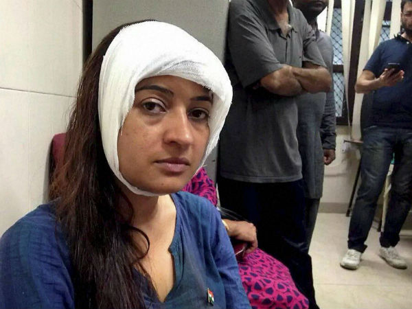 Twist in Alka Lamba attack case!