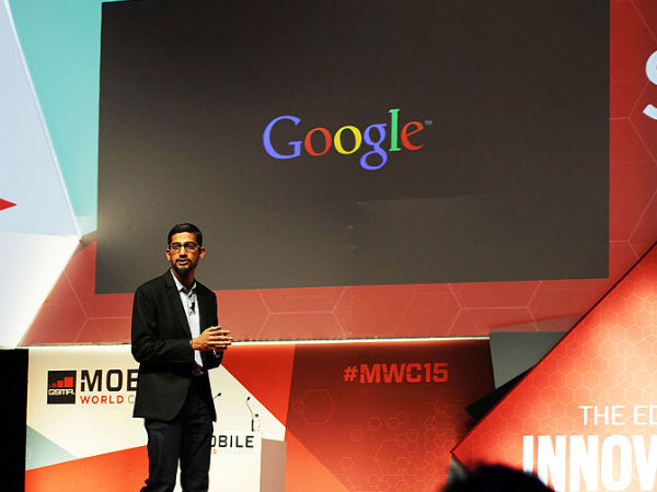 Sundar Pichai, the new Google CEO