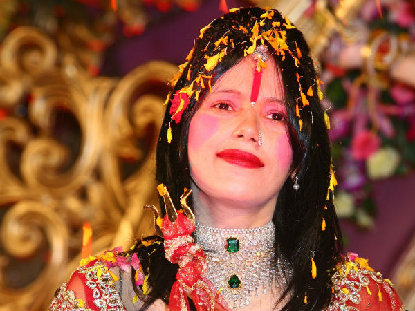 More trouble for Radhe Maa?