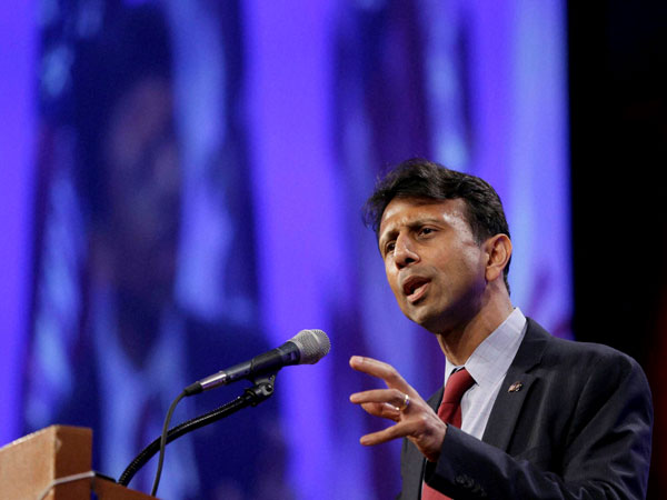 Bobby Jindal hits out at Hillary