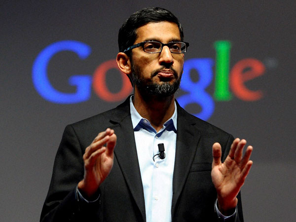 ' world has lost a beautiful mind and a brilliant scientist', says Google CEO Sundar Pichai