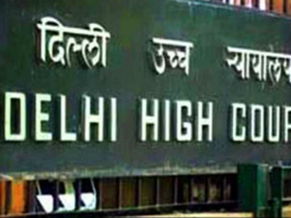 Green cover in Delhi on paper: HC