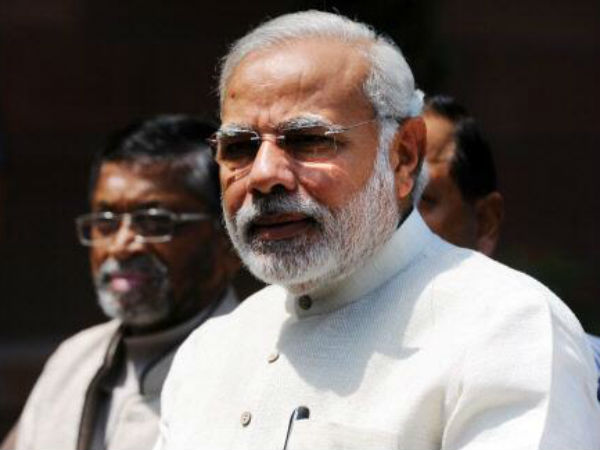 Modi condoles loss of lives in China