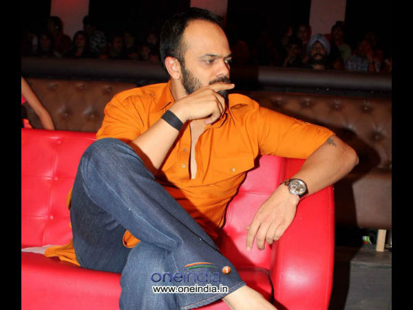 Rohit Shetty under CBI scanner?
