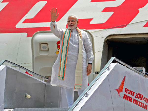 PM Modi departing for two-day UAE visit