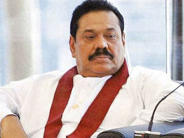 Former SL President MR concedes defeat