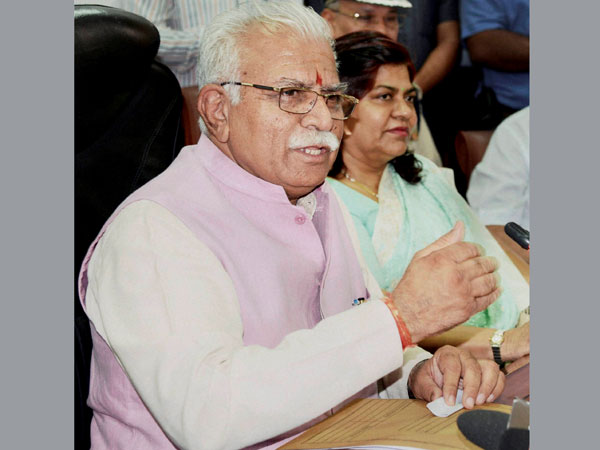 ML Khattar talks tough on corruption
