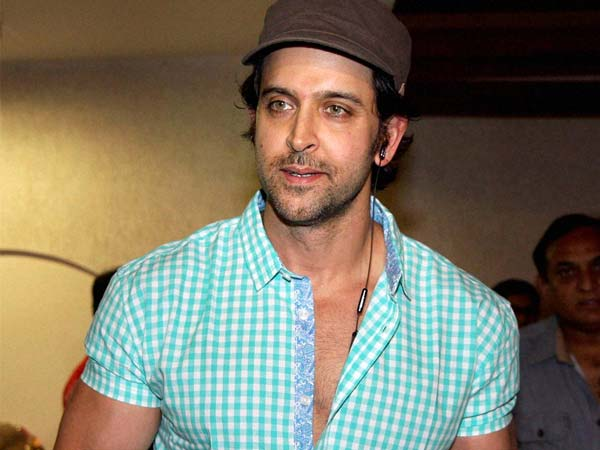 Hrithik: Girl drags company to court
