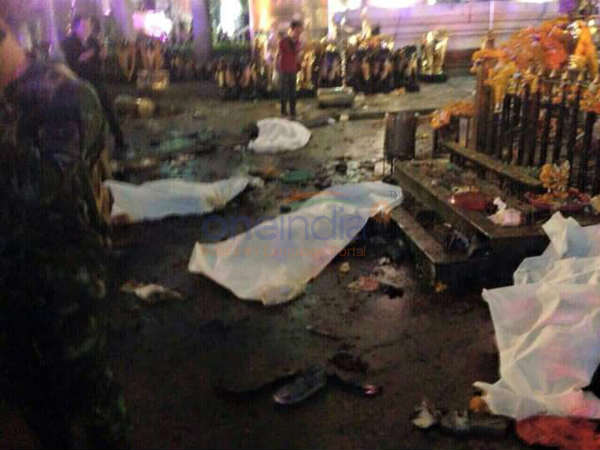 Bangkok blast: Second explosion rocks city, no injuries