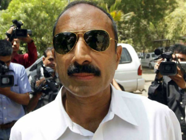 Former IPS officer Sanjiv Bhatt