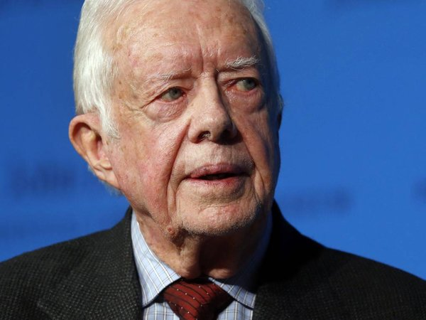 Jimmy Carter to discuss cancer diagnosis
