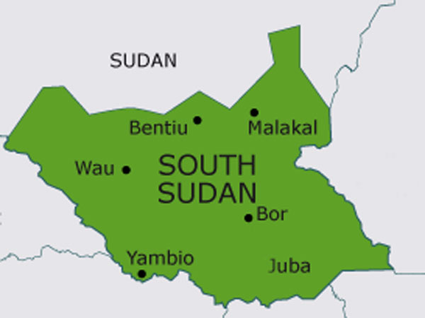 South Sudan journalist slain