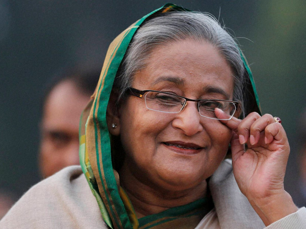 Hasina accuses Zia for deadly attack