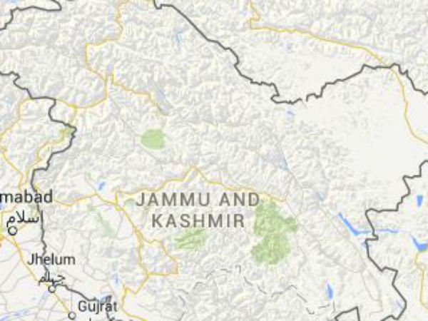 IAF aircraft crashes in J&K