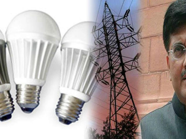 Govt to replace street lights with LED