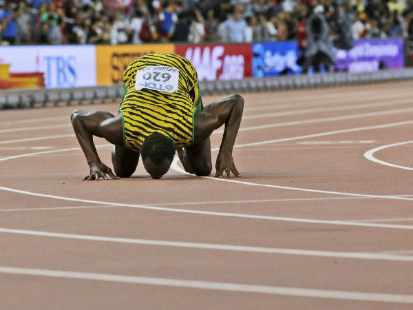 File photo: Usain Bolt will bow out of Olympics this year at Rio de Janeiro