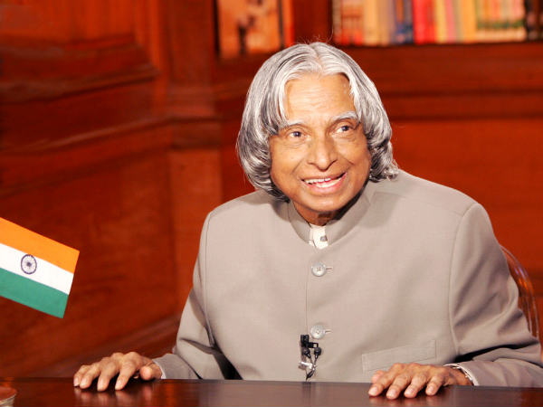 'Let's us take Dr Kalam's 10-point oath'