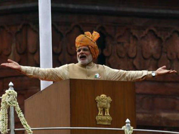 PM Modi's Independence Day speech: Highlights.