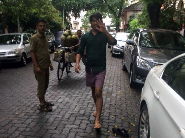 The man, who allegedly masturbated at the woman in Mumbai