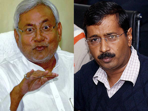 Nitish to be chief guest at AAP's event