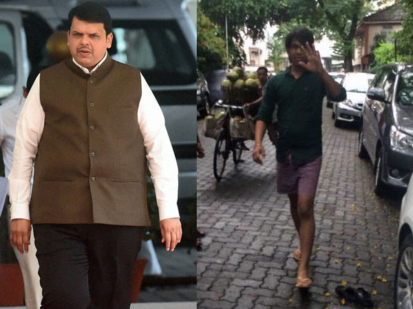 Devendra Fadnavis and the sex offender