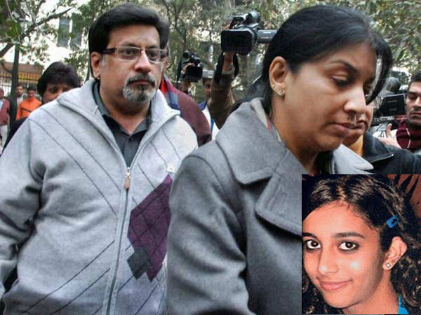 The Talwars and Aarushi