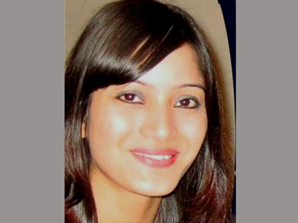 Sheena is in the US, Indrani tells cops