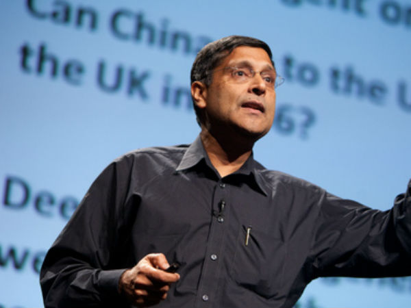 Deflation new challenge for India: Arvind Subramanian.