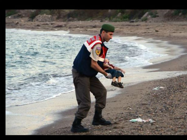 Minor Syrian drowns in Turkey