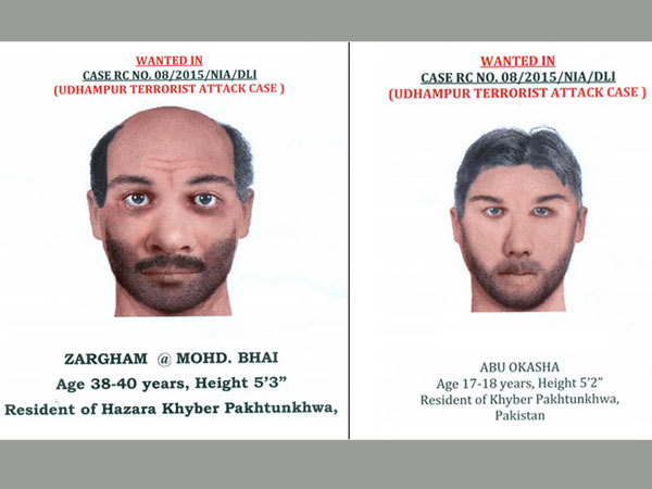 Sketch: Udhampur attackers