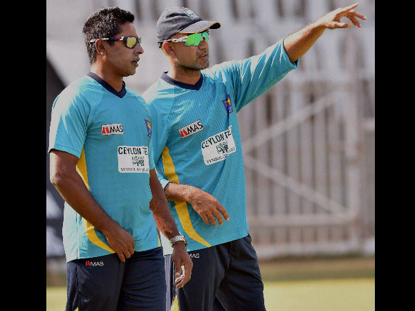 File photo: Atapattu (right) with former Sri Lanka paceman Chaminda Vaas