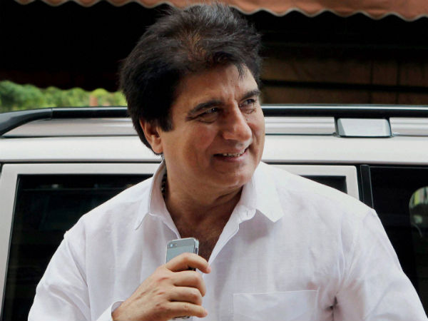 SP's habit of playing last minute tricks helps BJP: Raj Babbar.