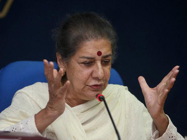 Ambika Soni to be next Punjab Congress president: Sources.