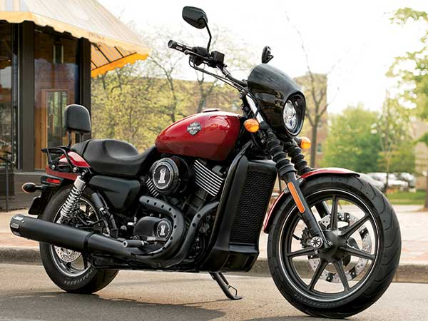 Harley-Davidson's bike rally in Goa on February 18