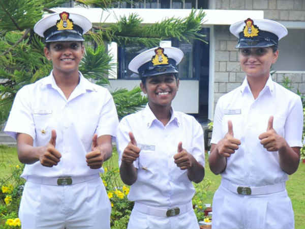 Good news for women! HC orders permanent commission to women in navy.